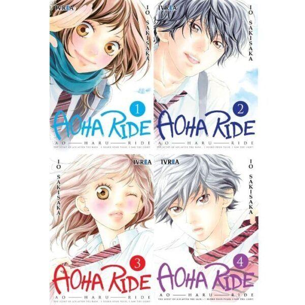 Manga Aoha Ride