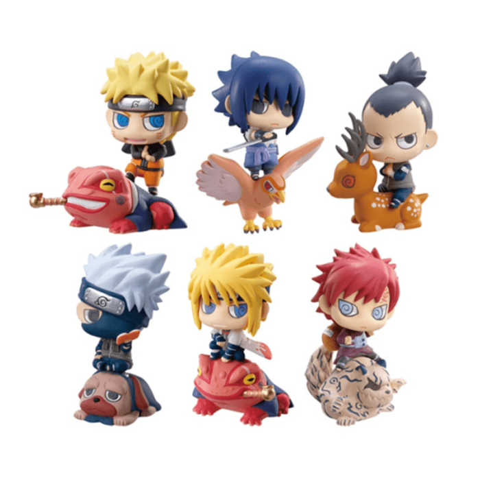 Figura Naruto Petit Chara