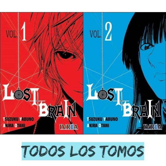 Manga Lost Brain