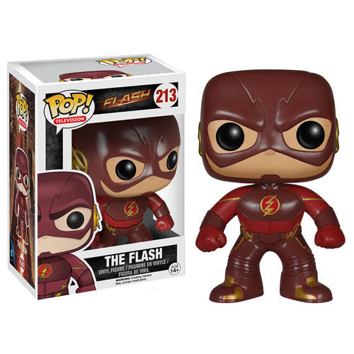 Figura Funko Pop Flash