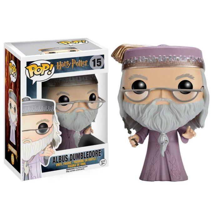 Figura Funko Pop Dumbledore Harry Potter