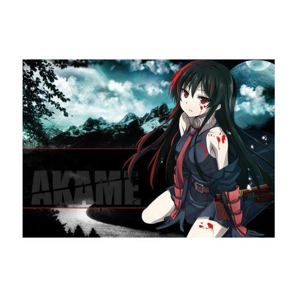 Poster Akame ga Kill