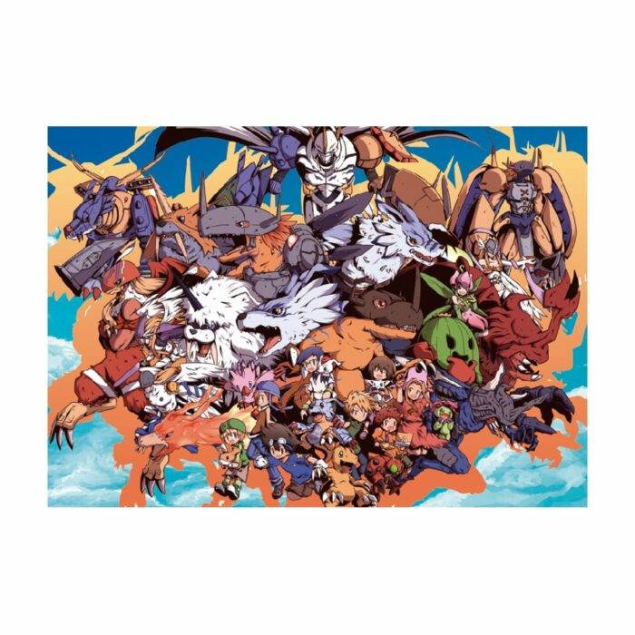 Poster Digimon