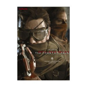 Póster Metal Gear