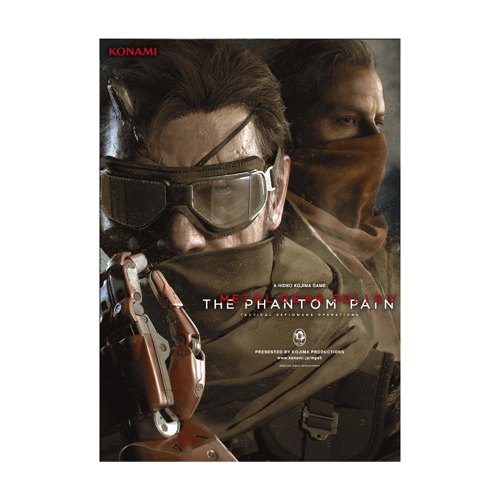 Poster Metal Gear Solid V