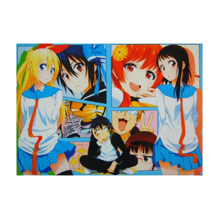 Poster Nisekoi