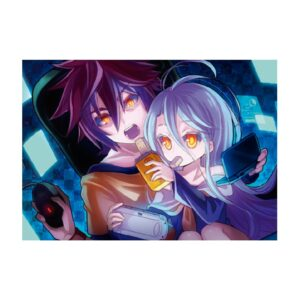 Poster Sora y Shiro No Game No Life