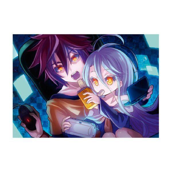 Poster Sora y Shiro No Game No Life