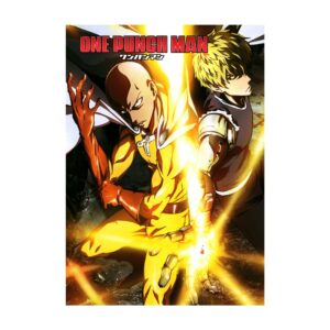 Póster One Punch Man