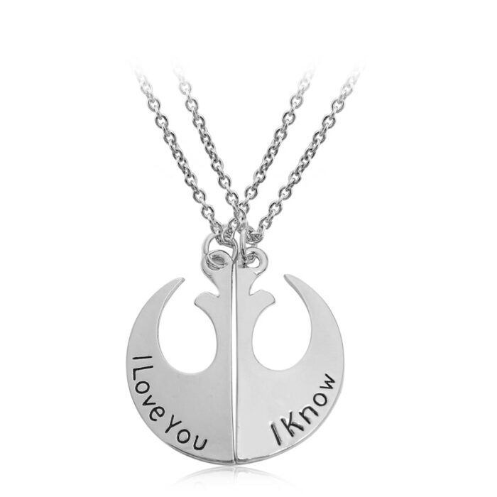 Collar Star Wars Love