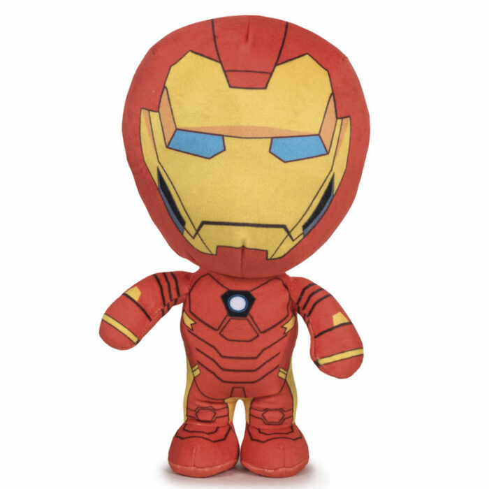 peluche iron man marvel