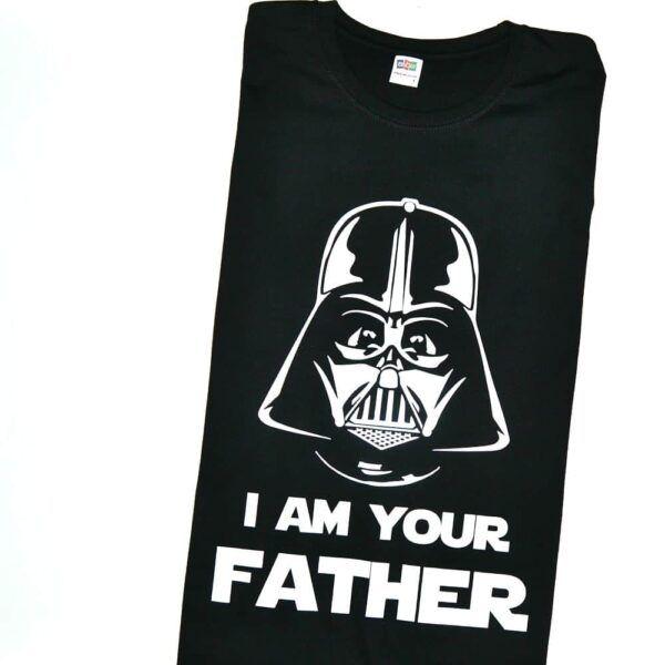 camiseta i am your father