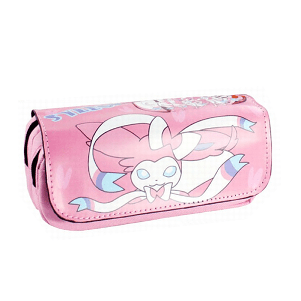 Estuche Sylveon Pokemon, estuche kawaii