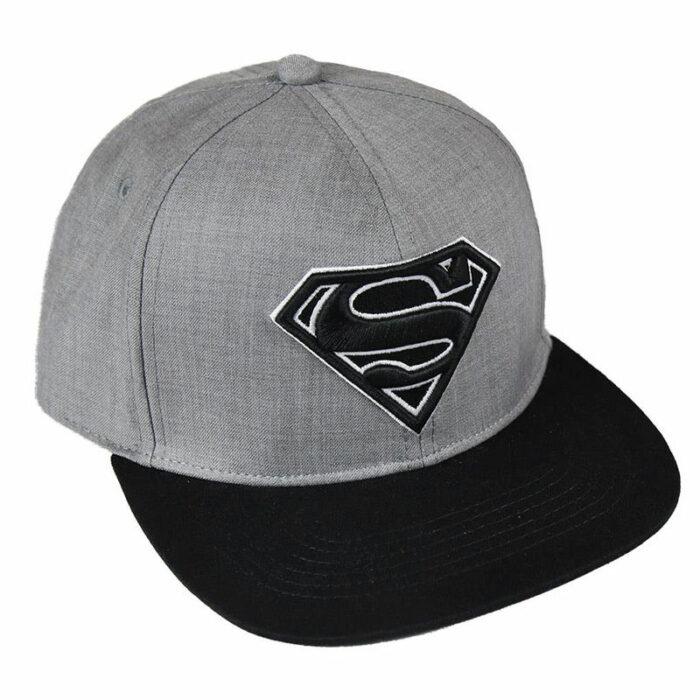 gorra plana superman
