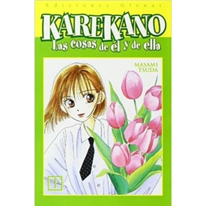 Manga Kare Kano