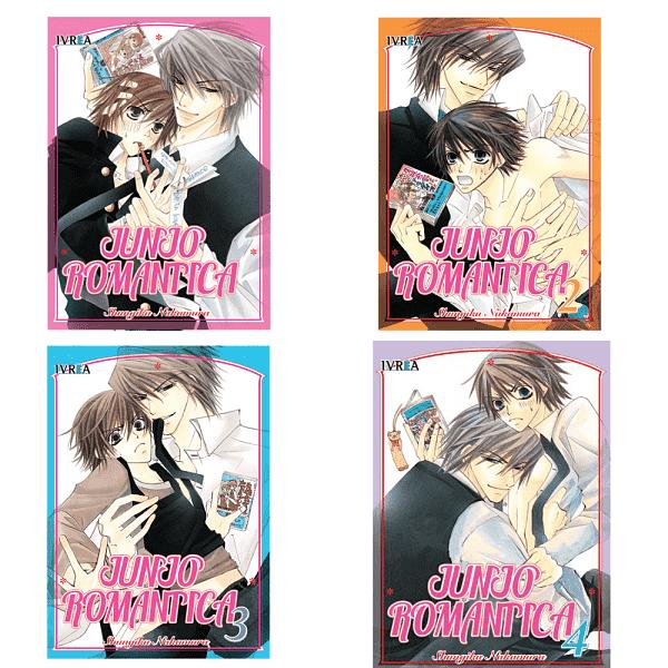 Manga Junjo Romantica, manga yaoi, mangas yaoi, comprar mangas yaoi