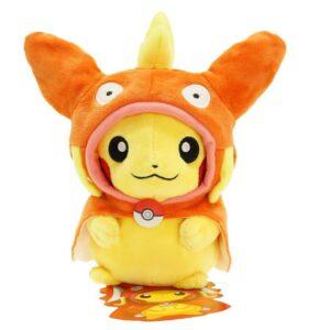 pikachu magikarp