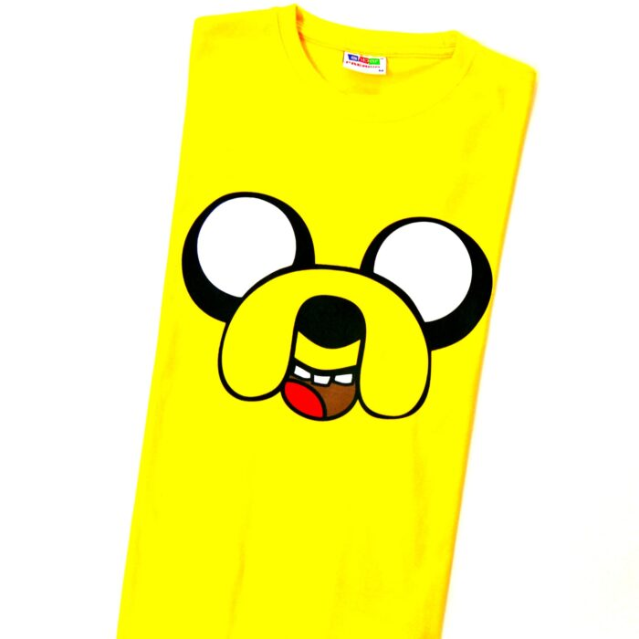 Camiseta Jake Hora de Aventuras