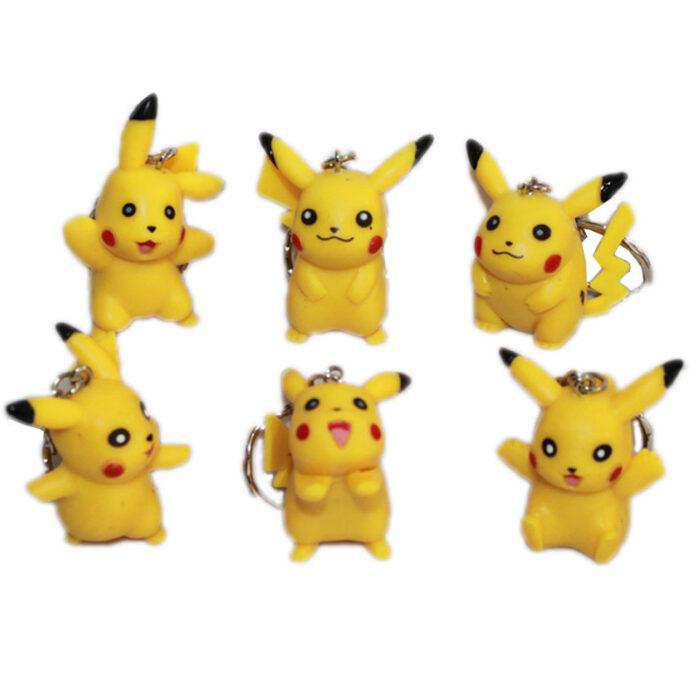 llavero pikachu