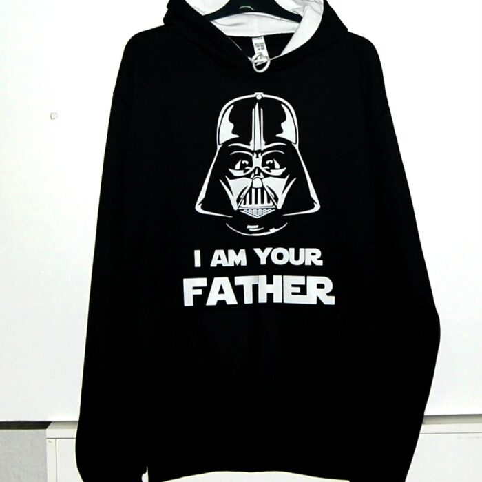 Sudadera I am your father Star Wars