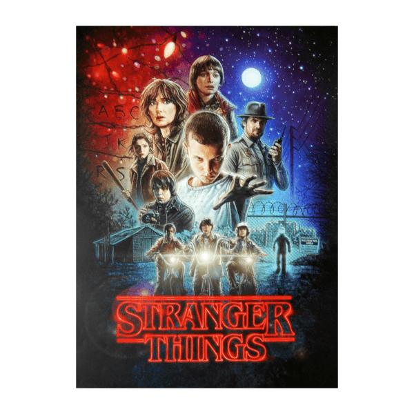 Poster Stranger Things