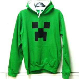 Sudadera Creeper Minecraft