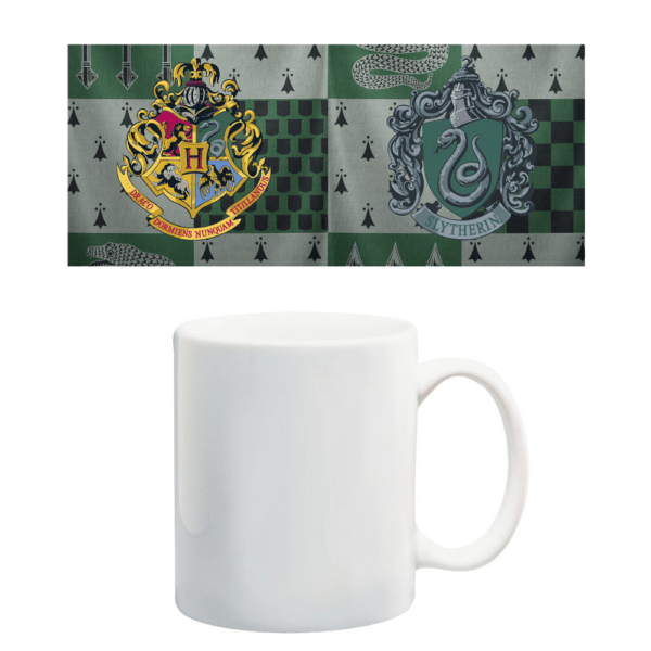 Taza Harry Potter Slytherin