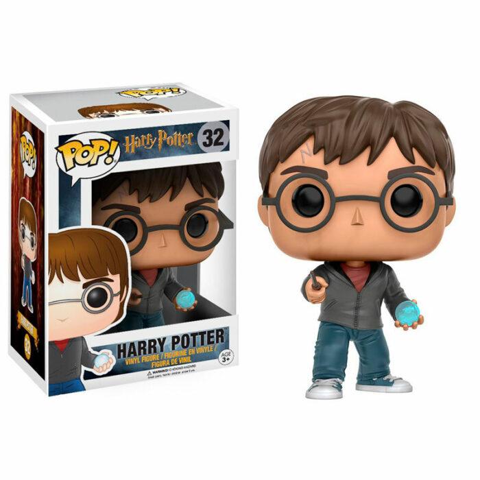 Figura Funko Pop Harry Potter Orbe
