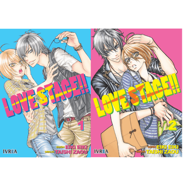 Manga Love Stage