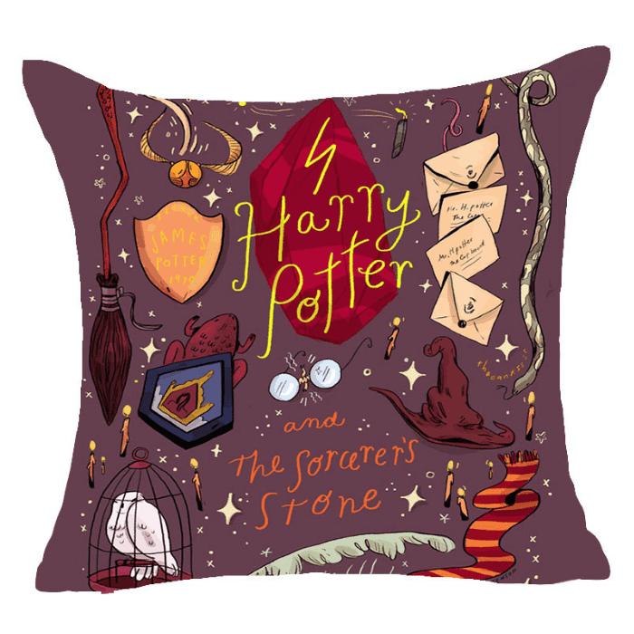Cojín Harry Potter Piedra Filosofal