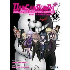 Manga Danganronpa
