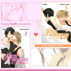 Manga Los Deseos Obsesivos de mi Chico