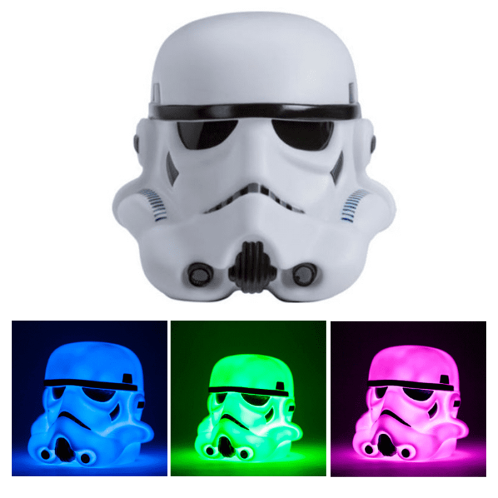 lampara led stormtrooper