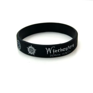supernatural, sobrenatural, pulsera supernatural, pulsera sobrenatural
