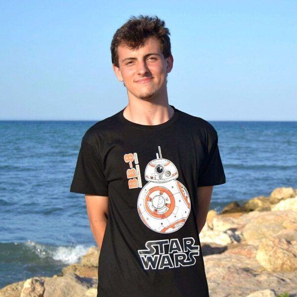 Camiseta BB8 Star Wars