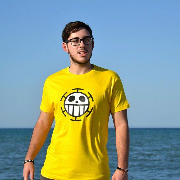 camiseta law chico