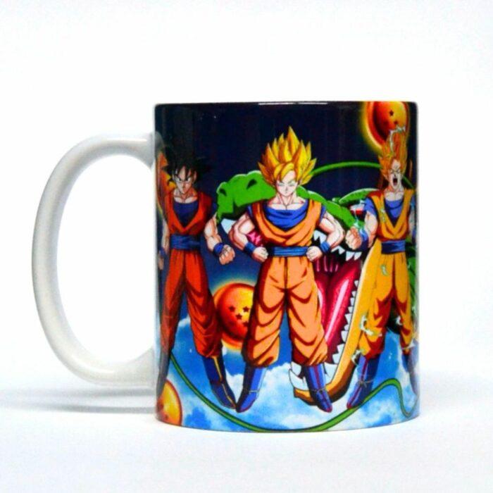 Taza Dragon Ball