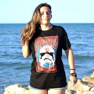 Camiseta Disobey Star Wars