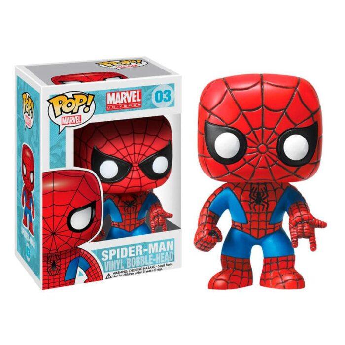 Figura Spiderman Funko