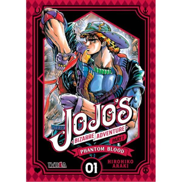 Manga Jojo's Bizarre Adventure Phantom Blood