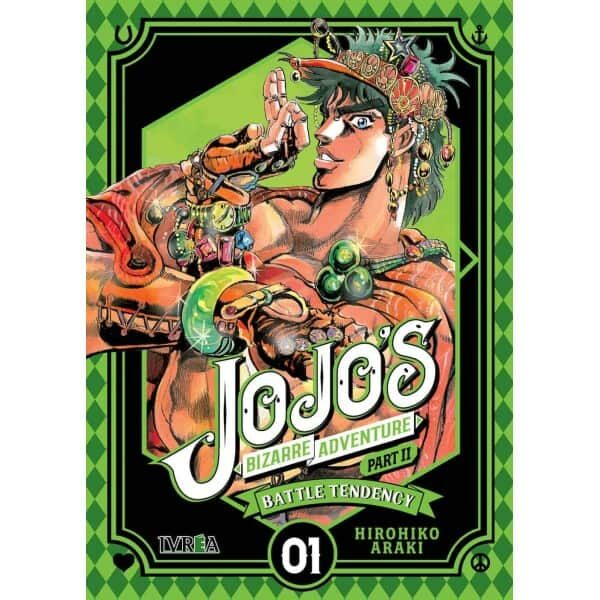 Manga Jojo's Bizarre Adventure Battle Tendecy