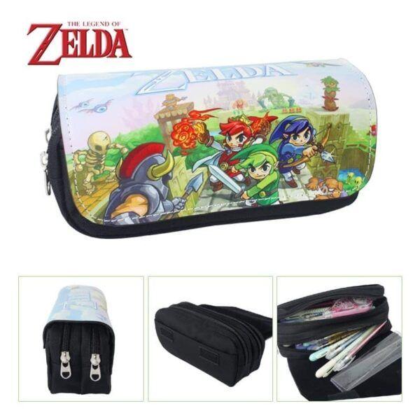 Estuche Zelda