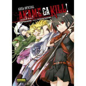 Guia Oficial Akame ga Kill