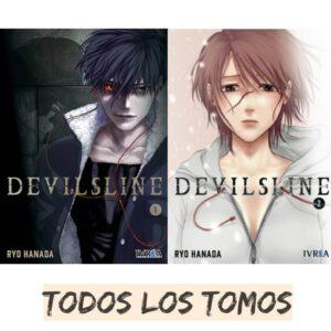 Manga Devils Line Todos los tomos
