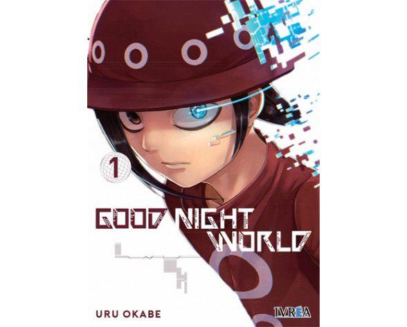 Manga Good Night World Todos los tomos