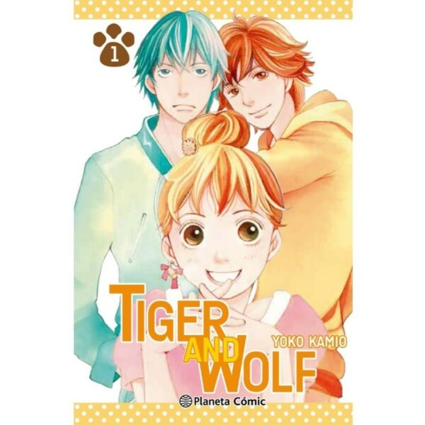 Manga Tiger and Wolf Todos los tomos