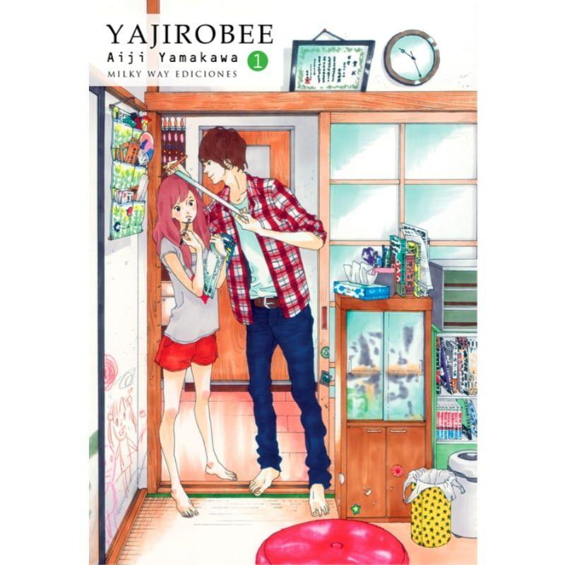 Manga Yajirobee Todos los tomos