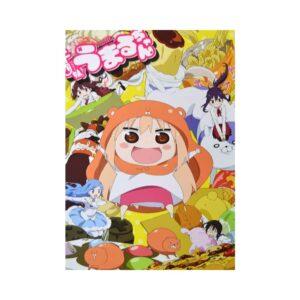 Poster Himouto, poster anime