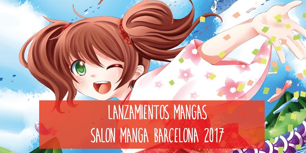 lanzamientos mangas salon barcelona