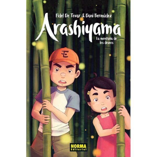 Manga Arashiyama